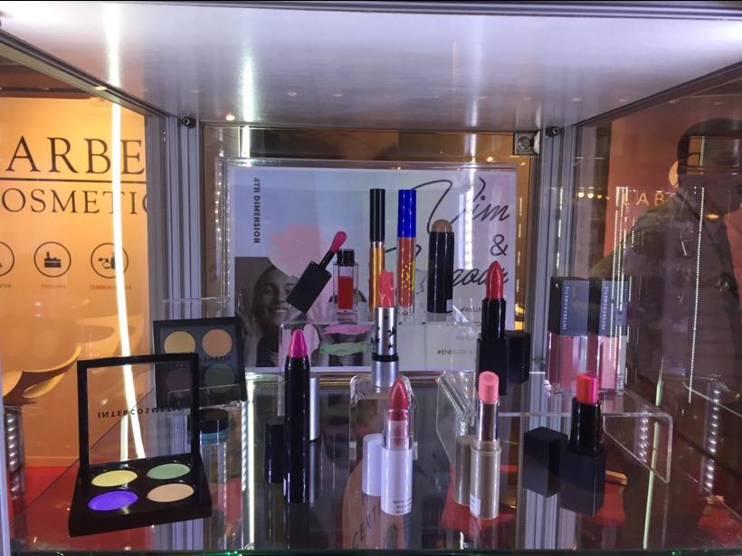 Cosmetic 360 Paris 2018 -