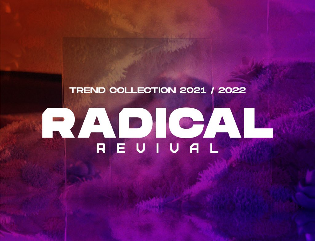 Explore Our Up-and-Coming Makeup Trend Collection 21/22, Radical Revival.